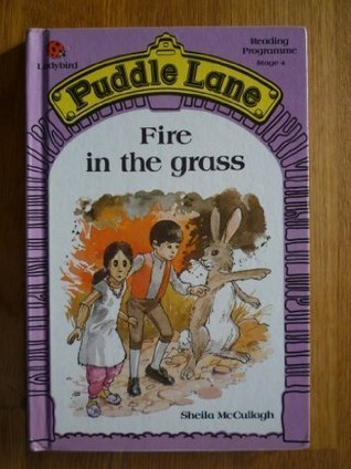 The Fire in the Grass (Puddle Lane Stage 4 Book 4)