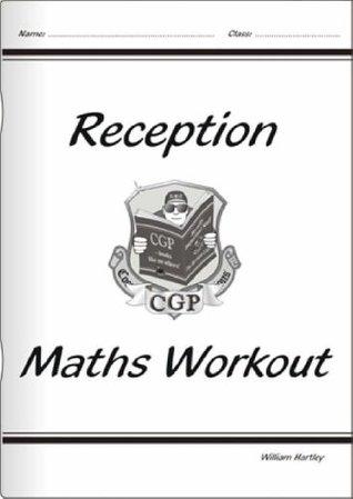 Reception Year Maths Workout Book