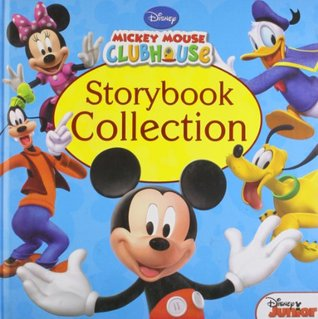 Mickey Mouse Clubhouse Storybook Collection By Walt Disney Company