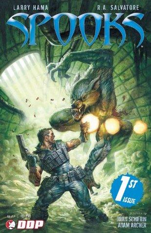 Spooks - Vol.1 (Graphic Novel)