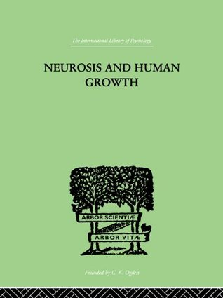 Neurosis And Human Growth by Karen Horney