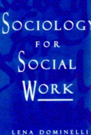 Sociology for Social Work