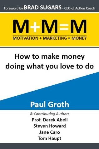 M+M=M Motivation Plus Marketing Equals Money