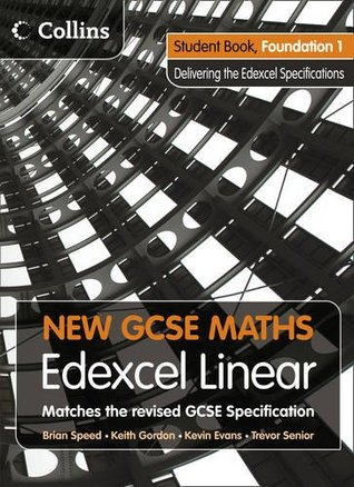 New GCSE Maths - Student Book Foundation 1: Edexcel Linear