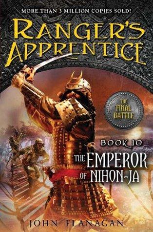 The Emperor of Nihon-Ja (Ranger's Apprentice #10)