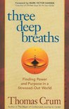 Three Deep Breaths: Finding Power and Purpose in a Stressed-Out World