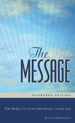 the-message-the-bible-in-contemporary-language-numbered-edition