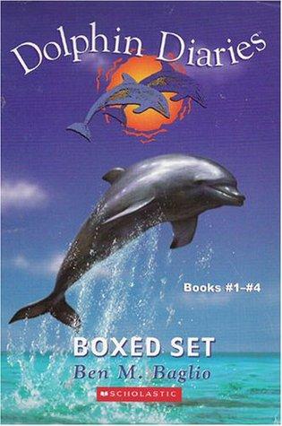 Descarga de libros electrónicos más vendidos Dolphin Diaries #1-4