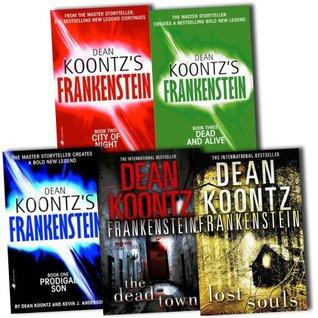 Frankenstein Series Books 1-5 by Dean Koontz