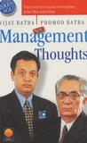 Management Thoughts