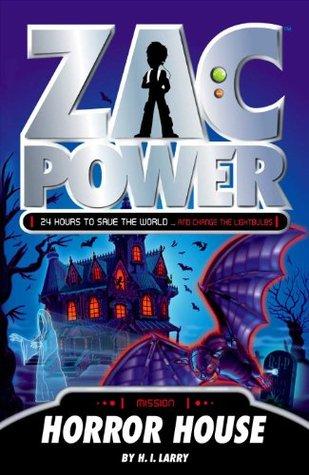 Horror House (Zac Power, #18)