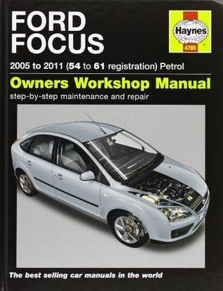 Ford Focus Petrol Service and Repair Manual