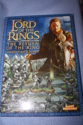 Return Of The King, The   The Lord Of The Rings Strategy Battle Game