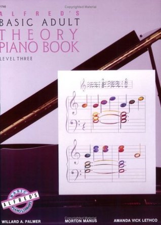 Alfred's Basic Adult Theory Piano Book, Level 3: 0