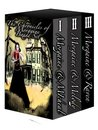 The Chronicles Of Morgaine The Witch (Boxed Set #1 Morgaine and Michael; #2 Morgaine and Melody; #3 Morgaine and Raven)