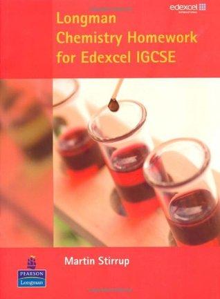 Longman Chemistry Homework for Edexcel Igcse