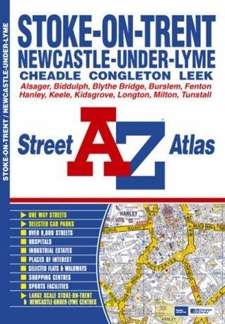 Stoke-On-Trent Street Atlas