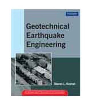 geotechnical earthquake engineering by steven l kramer rh goodreads com Civil Engineering Environmental Engineering