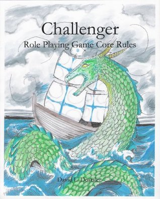 Challenger Role Playing Game Core Rules