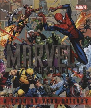Marvel Chronicle: A Year by Year History.