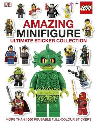 Amazing Minifigure Ultimate Sticker Collection (LEGO)