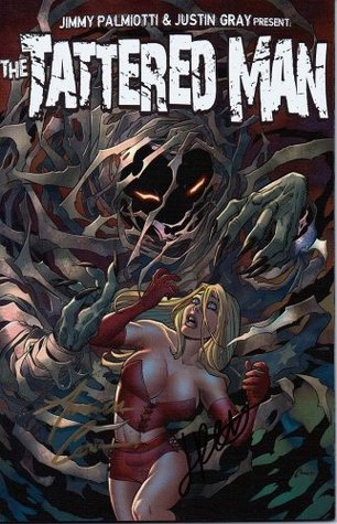 the tattered man by jimmy palmiotti