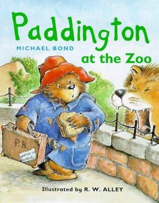 Paddington Little Library - Paddington at the Zoo