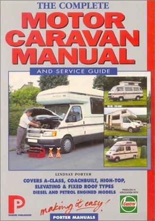 Motor Caravan Manual, Complete