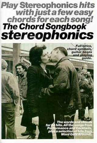 The Stereophonics -- The Chord Songbook: Lyric Songbook, Octavo-Size Book