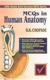 Mc Qs In Human Anatomy: Cbs Quick Sure Success Mcq Series