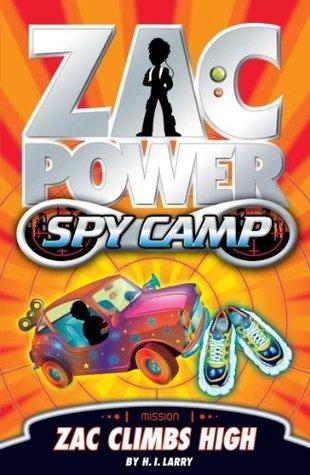 Zac Climbs High (Zac Power Spy Camp, #4)