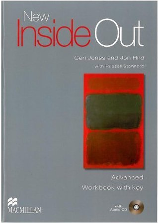 New Inside Out Advanced: Work Book + Key with Audio CD