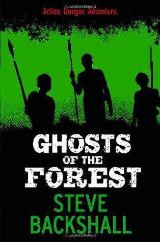 Ghosts of the Forest (Falcon Chronicles, #2)