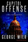 Capitol Offense (Bill Travis Mysteries #2)