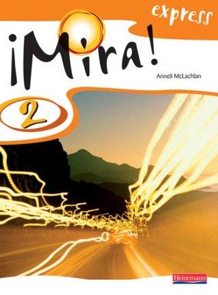 Mira Express 2 Pupil Book (Mira! Express (for Year 8 starters))