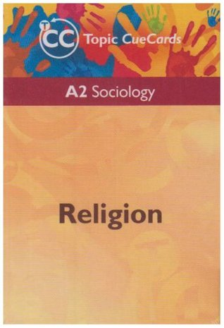A2 Sociology: Religion Topic Cue Cards