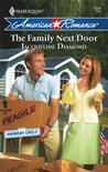 The Family Next Door (Harlequin American Romance Series)