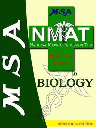 NMAT Practice Test I in Biology