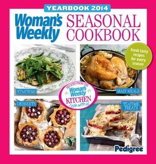 Womans Weekly Seasonal Cookbook Yearbook 2014 (Yearbooks 2014)