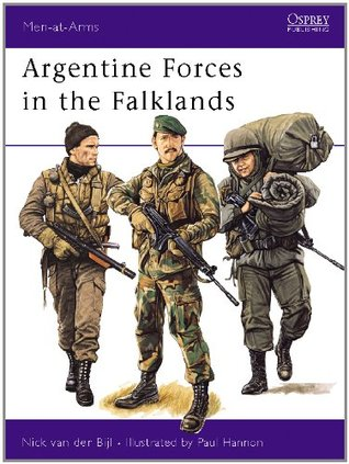 Argentine Forces in the Falklands (Men-at-arms)