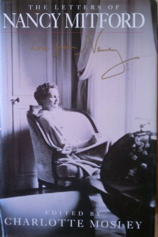 Ebook Love From Nancy: The Letters Of Nancy Mitford by Nancy Mitford PDF!