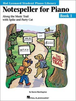 Hal Leonard Student Piano Library Notespeller For Piano Book 1 Pf