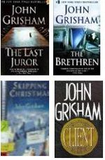 The Brethren, The Last Juror, Skipping Christmas and The Client (John Grisham Books: Foursome)