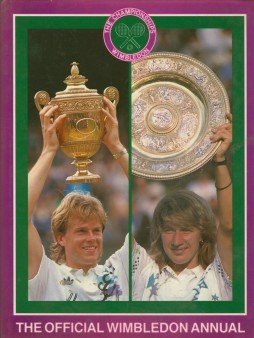 Championships 1988: Wimbledon Official Annual