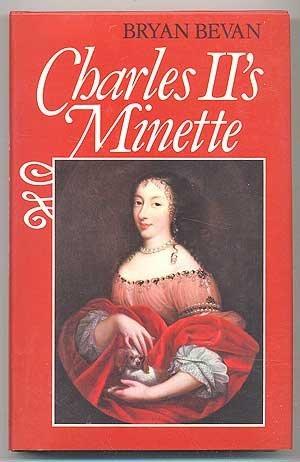 Charles II's Minette Princess Henriette-Anne, Duchess of Orleans