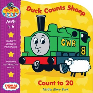 Duck Counts Sheep: Maths Reading Book: Starting Maths with Thomas