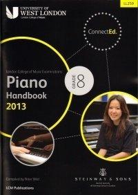 Lcm Piano Handbook 2013-2017 Grade 8