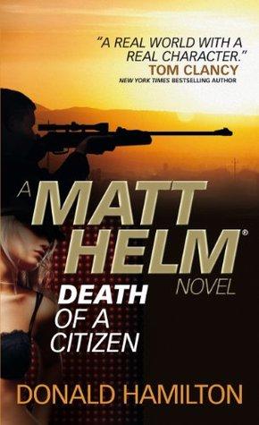Matt Helm: Death of A Citizen