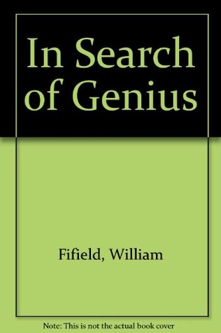 In Search of Genius
