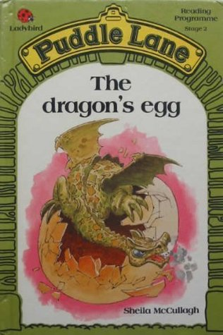 The Dragon's Egg (Puddle Lane Series 2 Book 4)